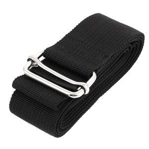 uxcell スーツケースベルト 荷物ストラップ 荷物ベルト バックル スーツケース用 メタルバックル 調節可能 スーツケース 長さ2M 幅38mm|soten2