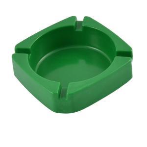 uxcell 灰皿 グリーン プラスチック soten2