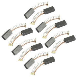 uxcell モーターカーボンブラシ 電気モーターカーボンブラシ 発電機用 20個 12 x 6 x...