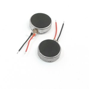 uxcell マイクロモーター 携帯電話用振動モーター 小型モーター 10mm直径 3mm厚さ DC...