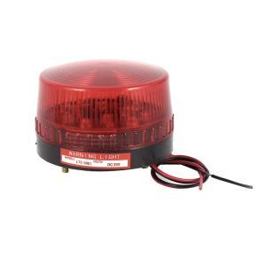 uxcell 標識灯 工業用信号灯 インジケータランプ 工業用信号タワー 警告ライト LTE-5061 DC 24V LED フラッシュ 警告|soten