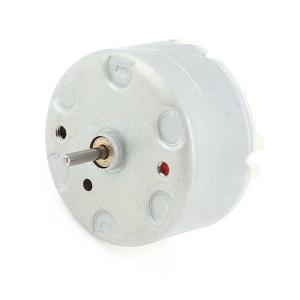 uxcell DCモータ 電動機 ミニモーター 金属 DC5V 20mA 2700RPM 32mm ...