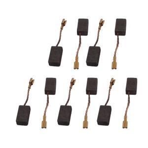 uxcell モーターカーボンブラシ 電動ドリルツール アングルグラインダー用 カーボン