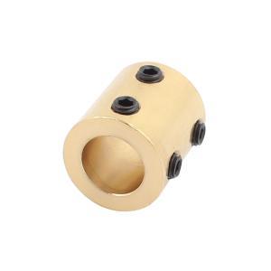 uxcell モーター軸継手 カップリングジョイント ロボットモータカップリングカプラー