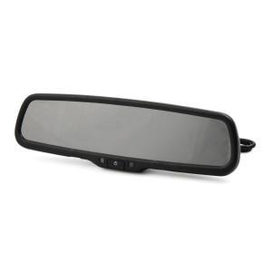 uxcell 自動車LCD モニター 11cm デジタル TFT LCD カラー タッチ スクリーンバックミラーモニター|soten