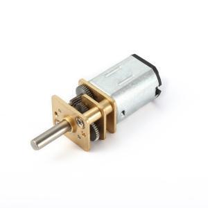 uxcell 減速モータ 減速電機 マイクロギアボックス ギヤードモータ 電気 2端子 DC 3V ...