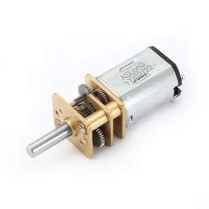 uxcell 減速モータ 減速電機 マイクロギアボックス ギヤードモータ DC 6V 71RPM