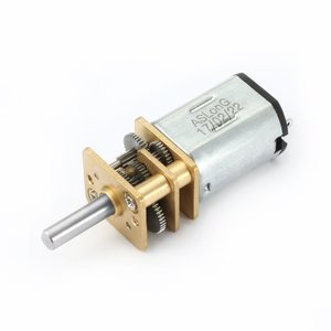 uxcell 減速モータ 減速電機 ギヤードモータ 減速機 ギアボックス DC 12V 78RPM