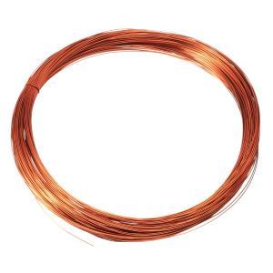 uxcell エナメル銅線 巻線コイル マグネットワイヤー 直径0.19mm 長さ20M トランスイ...