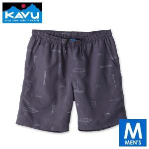 KAVU(カブー) リバーショーツ メンズ ハーフパンツ トレイルランニング  ■ 品名 リバーショ...