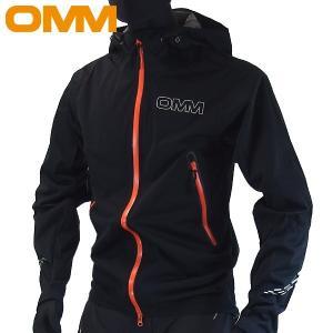 OMM オリジナルマウンテンマラソン 防水浸透性ソフトシェル Kamleika Race Jacke...