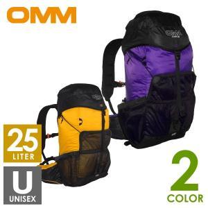 OMM オリジナルマウンテンマラソン メンズ・レディース ザック・バックパック(25L) Class...