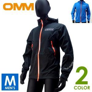 OMM オリジナルマウンテンマラソン メンズ フルジップパーカー Kamleika RaceJack...