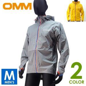 OMM オリジナルマウンテンマラソン メンズ フルジップパーカー Aeon Jacket トレイルラ...