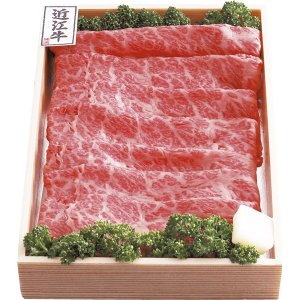 近江牛:すき焼き肉もも700g|sotome