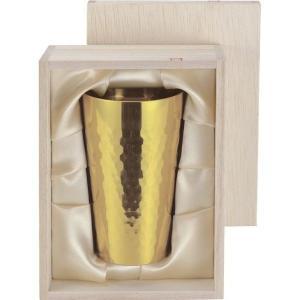 食楽工房 純銅クールカップ300(金メッキ) CNE-43G|sotome
