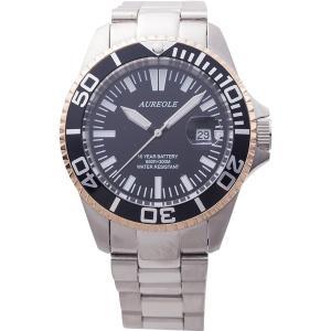 送料無料 オレオール メンズ 腕時計 SW416M-A2 sotome