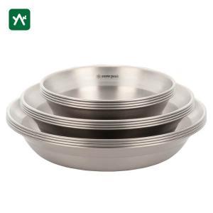 スノーピーク 食器 テーブルウェアーセット L ファミリー TW-021F|sotosotodays