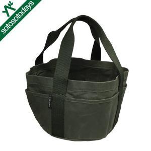 アソビト ツールケース クックセットケース 防水帆布ケース ab-012OD|sotosotodays