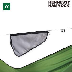HENNESSY HAMMOCK ヘネシーハンモック メッシュポケットLはリッジラインにエクストラで...