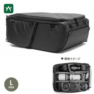 ピークデザイン インナーケース カメラ キューブ ラージ BCC-L-BK-1 sotosotodays
