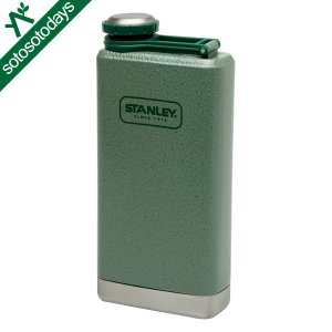 スタンレー 水筒 フラスコ 0.23L グリーン 01564-023|sotosotodays