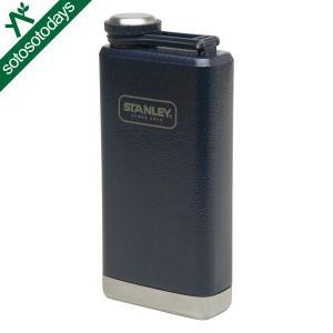 スタンレー 水筒 フラスコ 0.23L ネイビー 01564-024|sotosotodays