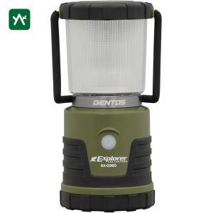 ジェントス 調色・調光 エクスプローラーランタン EX-036D