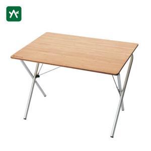 スノーピーク 折り畳み ワンアクションテーブル竹 LV-010TR
