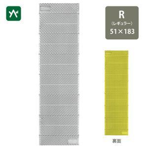 サーマレスト マットレス Zライト ソル R シルバー/レモン 30670