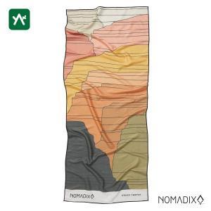 ノマディクス 吸水速乾 タオル グランドキャニオン NMD501701025