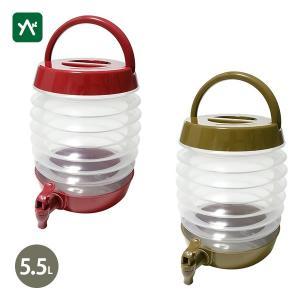 オレゴニアン キャンパー 水タンク 折り畳み式 ウォータージャグ 5.5L OCA-906|sotosotodays