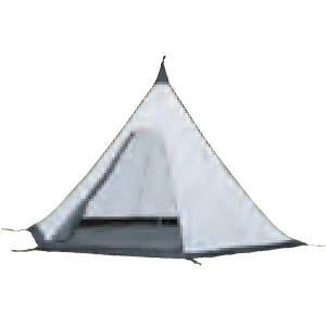 インナーを装着することで寒い時期のキャンプでも暖かく過ごせます。頂上部にメッシュを装着。また、インナ...
