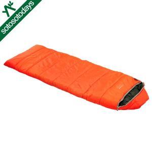 スナグパック シュラフ スリーパーエクスペディション スクエア ライトハンド オレンジ SP95204OR sotosotodays