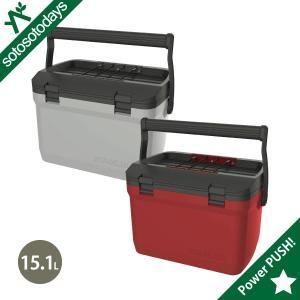 スタンレー 保冷 クーラーボックス 15.1L 01623-026