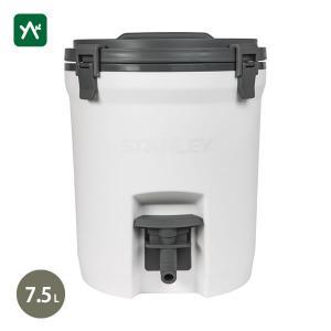 スタンレー 保冷タンク ウォータージャグ 7.5L ホワイト [CP_STL] 01938-016|sotosotodays