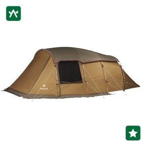 スノーピーク テント エントリー2ルーム エルフィールド TP-880の画像