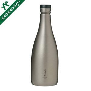 スノーピーク タンブラー 酒筒 Titanium TW-540|sotosotodays