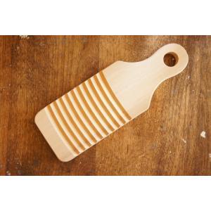 洗濯板 ミニサイズ 天然木ブナ材 日本製(栃木県) 【メール便対応可】|sotsot