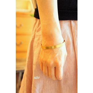 ブレスレット ブラス 真鍮製 fog linen work フォグ|sotsot