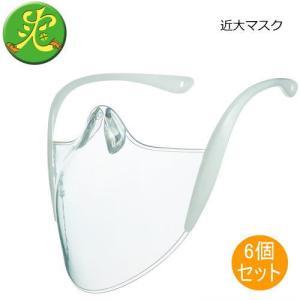 【6個セット】近大マスク(6個箱入)  sou-care