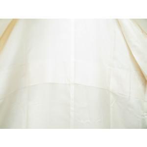 宗sou 長襦袢 袷仕立て 絵羽襦袢 精華 暈しに雀と秋桜文【リサイクル】【着】|sou|06