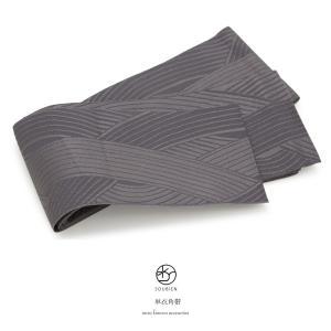 着物や浴衣におすすめなメンズ角帯   ■色 灰色  ■素材 ポリエステル100%     ■サイズ表...