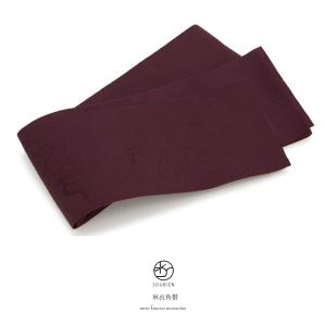 着物や浴衣におすすめなメンズ角帯   ■色 ワインレッド(濃い紫みの赤)  ■素材 ポリエステル10...