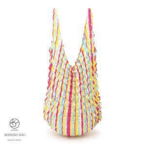 伸縮率抜群!便利なドロールバッグ   ■色 ピンクに黄色や水色など  ■素材 ポリエステル100% ...
