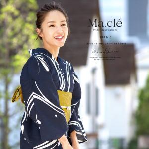 Macle by bonheur saisons レディース浴衣セット   ■浴衣詳細 (Sサイズ)...