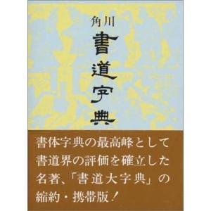角川書道字典  伏見 冲敬 D:可 PA210B