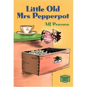 小さなスプーンおばさん―Little old Mrs Pepperpot【講談社英語文庫】 アルフ・プリョイセン B:良好 I0371B|souiku-jp