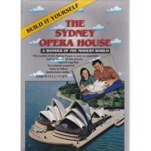 The Sydney Oopera House Build it yourself シドニーオペラハウスの神模型セット South Land Design C:並 A0760B|souiku-jp