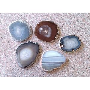 石 小物 置物 瑪瑙(メノウ)石 コースター|soujuen